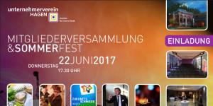 Programm für das Sommerfest am 22.06.2017_Seite 1