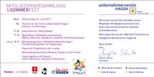 Programm für das Sommerfest am 22.06.2017_Seite 2